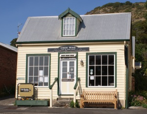 The Chin Wag Cafe at Stanley