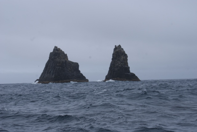 The Sisters in the Southern Ocean