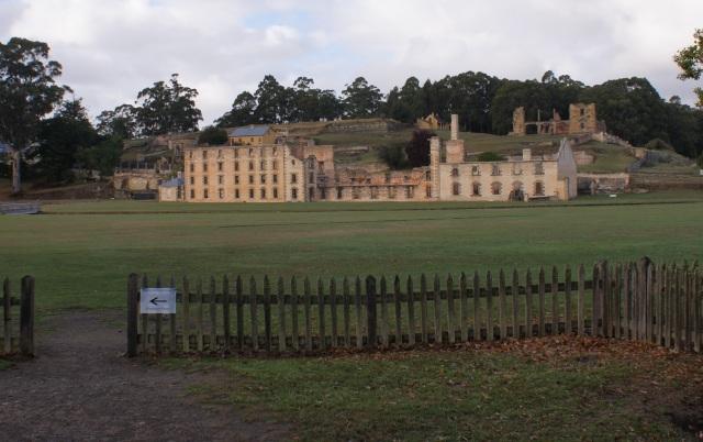 The Convict Penitentiary