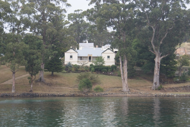 The Commandant's House at Port Arthur