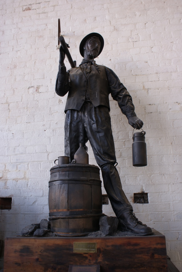 Tassie Jack the Miner