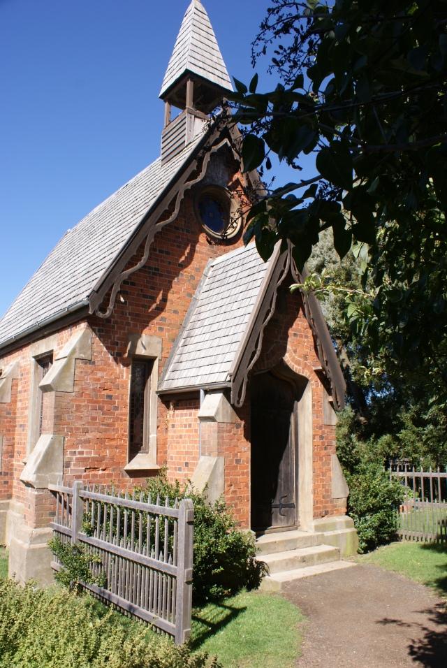 Chapel at Brickendon