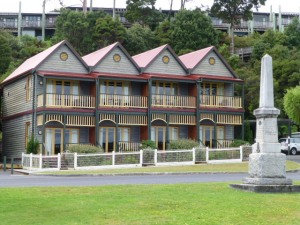 Accommodation Units in the heart of Strahan
