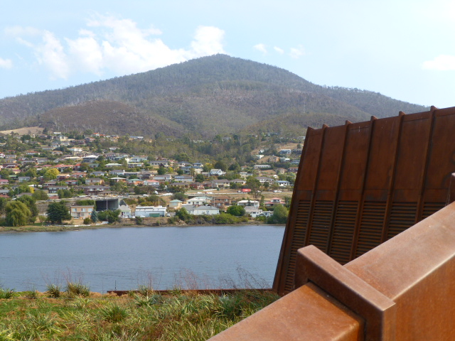 A View of the Derwent from MONA