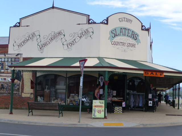 Slater's Country Store