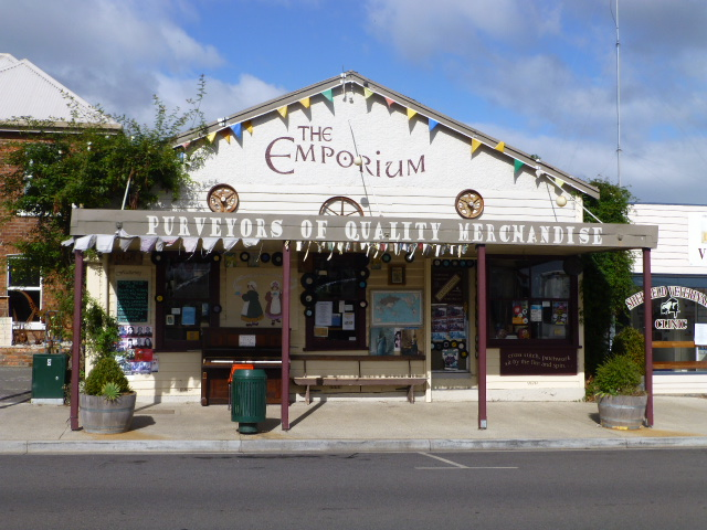 The Emporium a unique store in Sheffield Tasmania