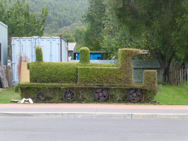 Topiary Engine in Railton