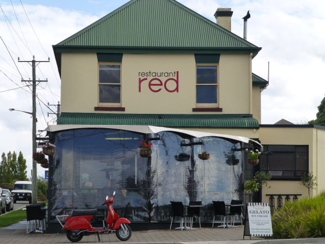 One of the Restaurants in Deloraine