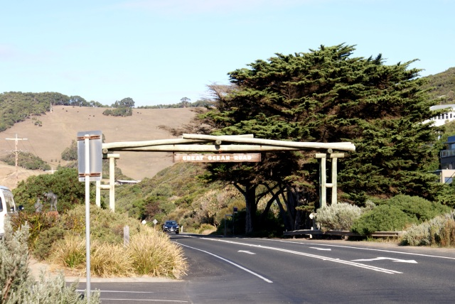 The Great Ocean Road Memorial Arch