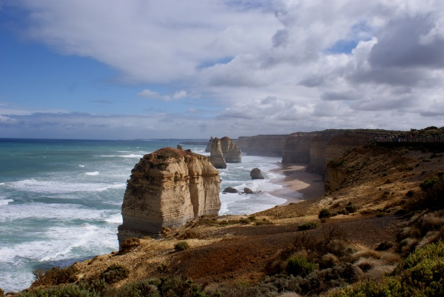 The Twelve Apostles a Different View