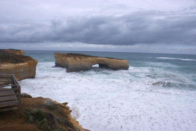 London Bridge near Port Campbell