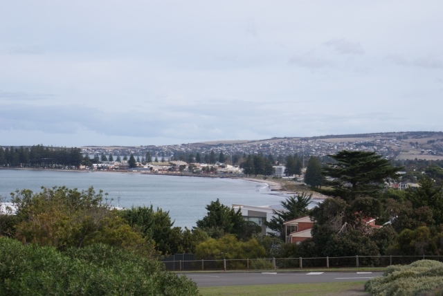View of Victor Harbor