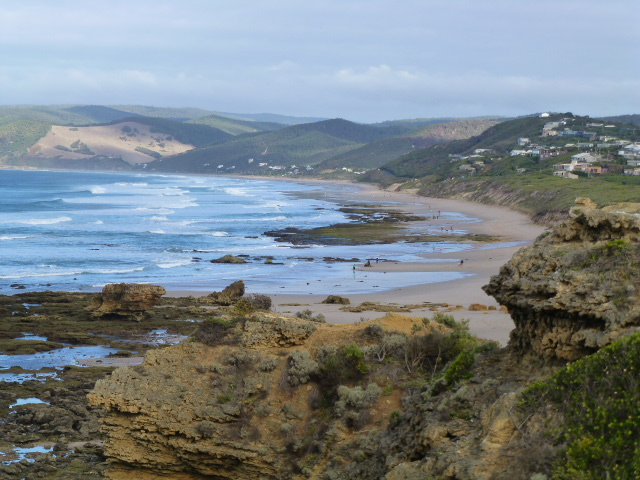 View of Loutit Bay at Aireys Inlet
