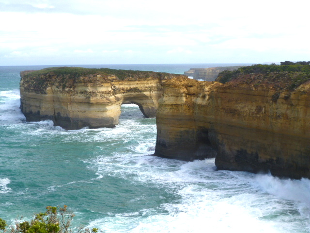 The Bridge at Loch Ard Gorge