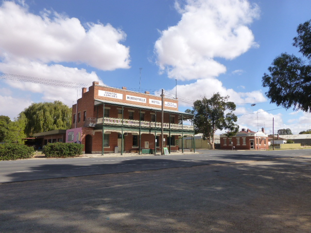 The Hotel at Murrayville