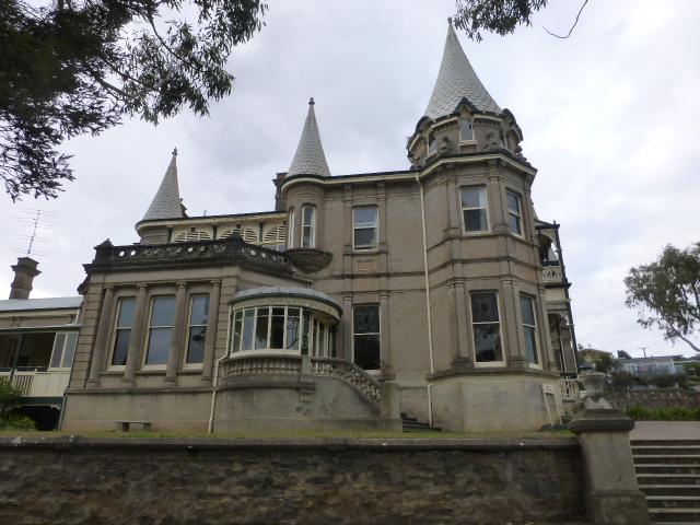 Adare House in Victor Harbor