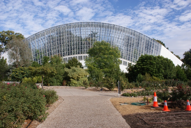 BiCentennial Conservatory in the Botanical Gardens
