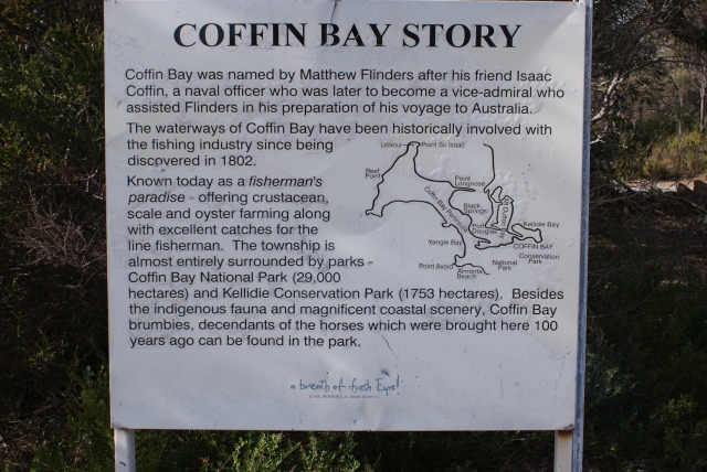 The Coffin Bay Story