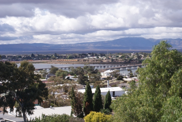 A View Over Port Augusta