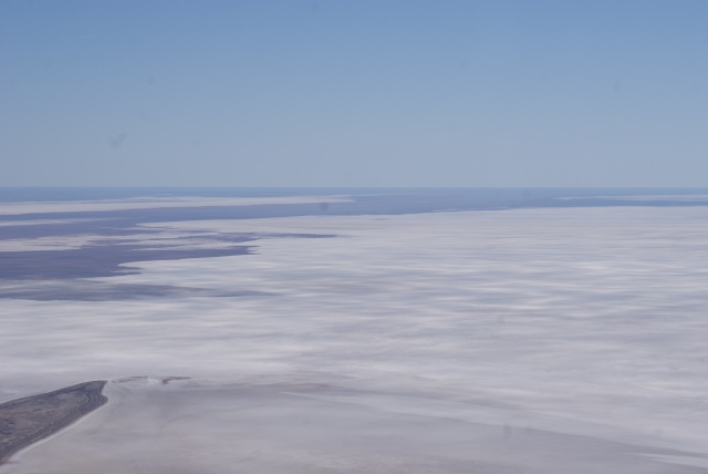 Lake Eyre - A View