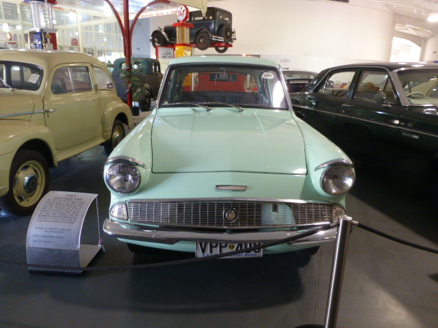 Ford Anglia - I Drove one of these for several years