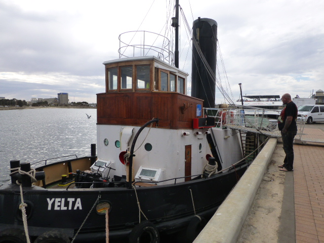Yelta - Part of the Maritime Museum