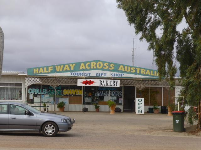 Half Way Across