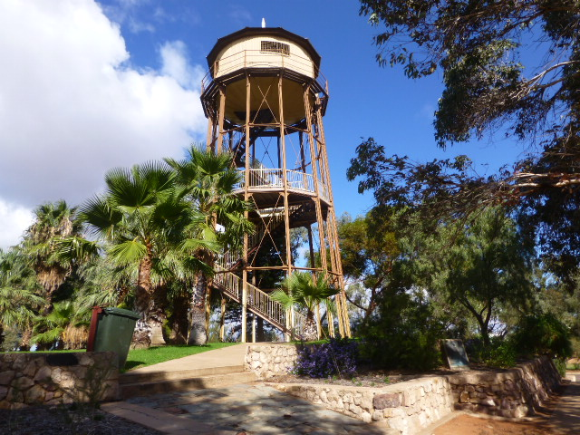 The Water Tower Lookout at Port Augusta