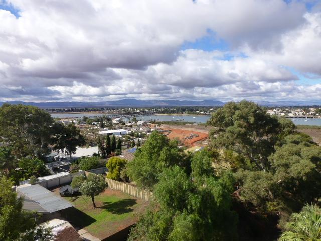 Overlooking Port Augusta