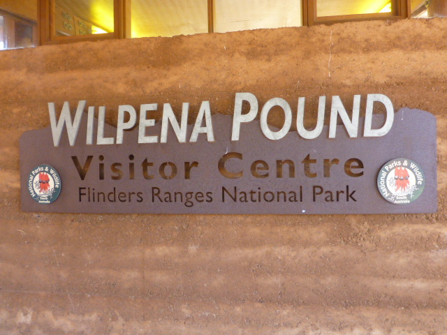 Wilpena Pound Visitor Centre