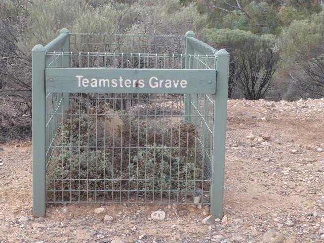 Teamster's Grave Brachina Gorge