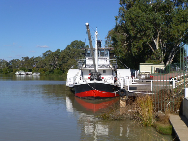 PS Industry at Renmark