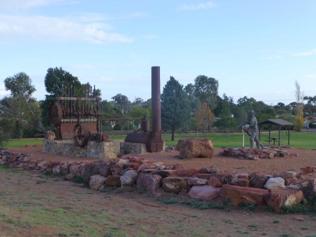 Mining Memorabilia in Cobar