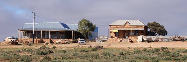 Buildings at Silverton