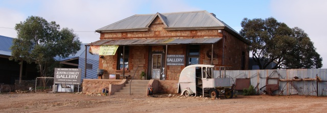 Cowley Gallery at Silverton