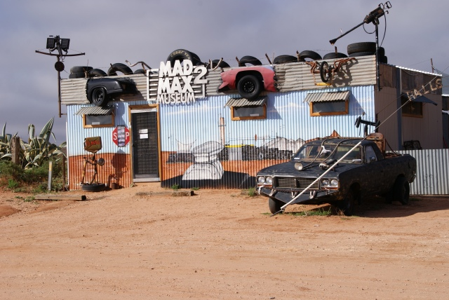Mad Max Museum at Silverton