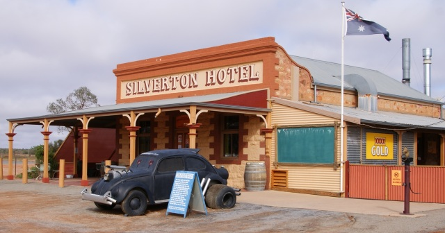 Silverton Hotel - They sell the right beer
