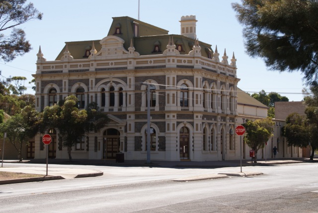 Trades Hall Broken Hill