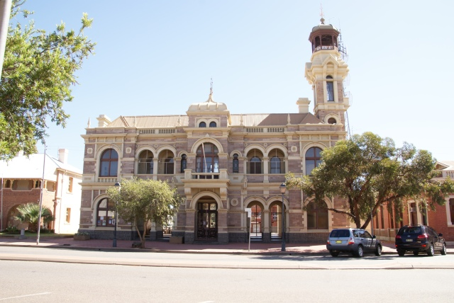 Old Court House Broken Hill