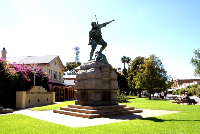 War Memorial Broken Hill