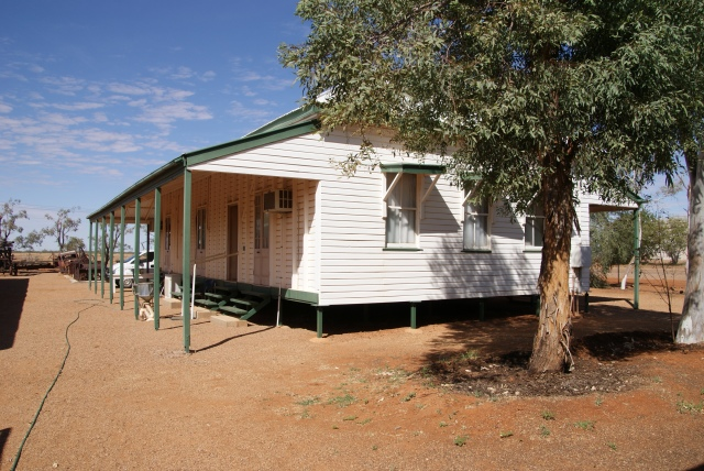 Part of the Museum at Boulia