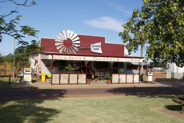 Outback Store Windorah