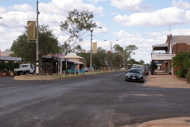 Main Street Quilpie