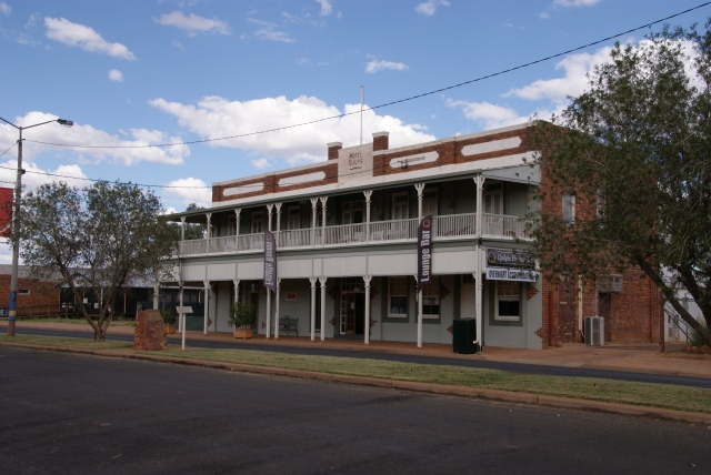 Old Hotel in Quilpie