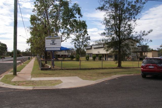 The Thargomindah School