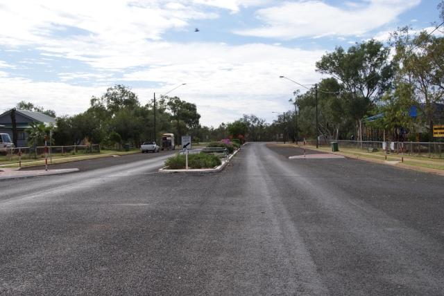Thargomindah main street