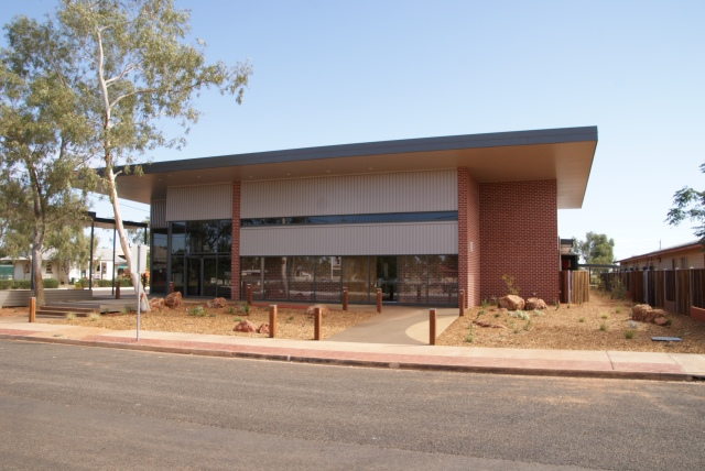 New Council Office at Thargomindah