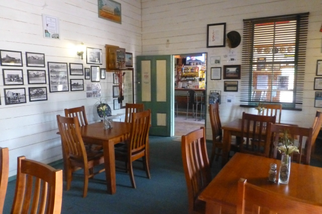 The Dining Room at Nindigully