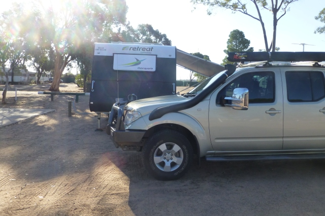 Our Site at Port Augusta