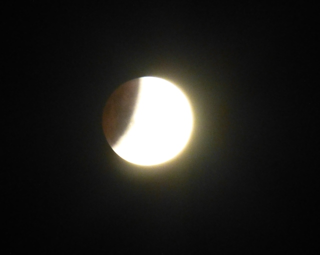 Lunar Eclipse at Port Augusta